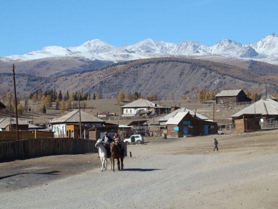 Altai Gebirge Slider