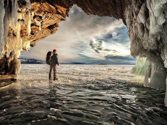 Eistrekking Baikalsee Slider