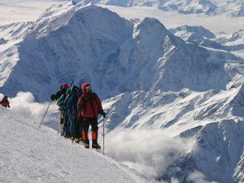 Elbrus Berg Kaukasus Slider