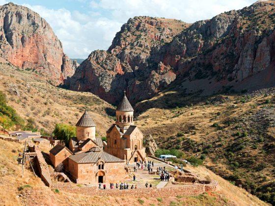 Geheimnisvoller Kakausus Kloster Noravank Slider 560x420