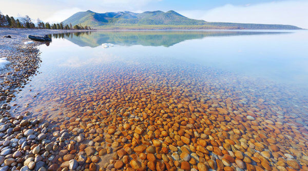 Baikalsee Mongolei