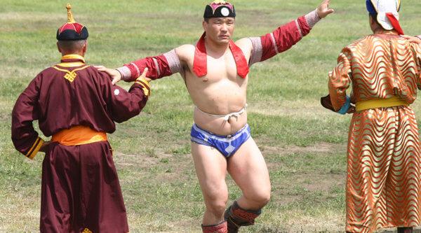 Kultur Mongolei