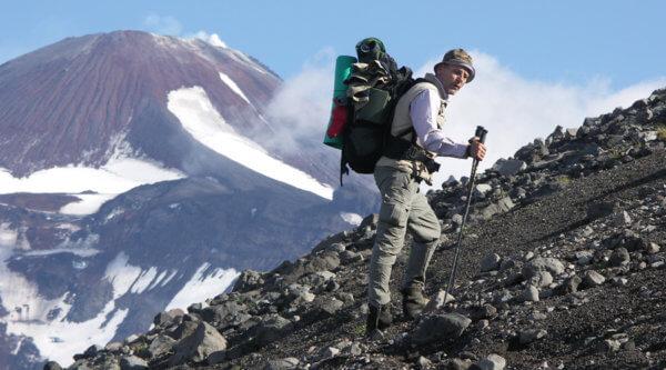Kamtschatka Gebirge