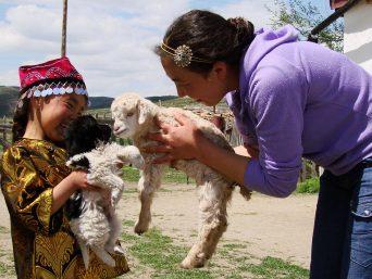 Kasachstan Nomaden Slider