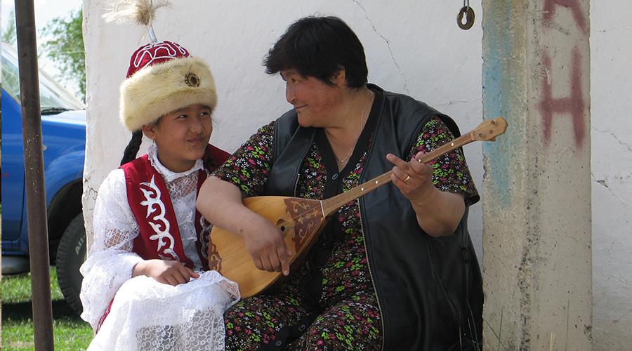 Kasachstan Nomaden