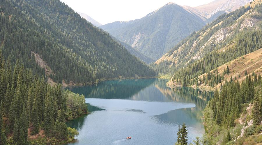 Talsee in Kasachstan