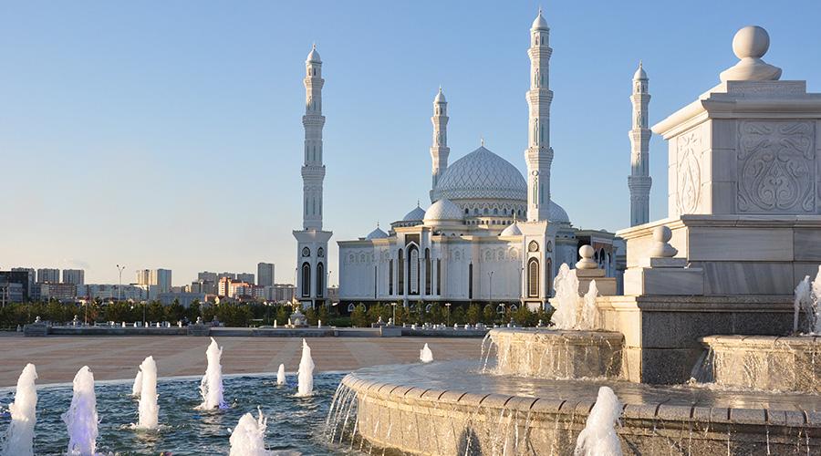 Tempel Kasachstan