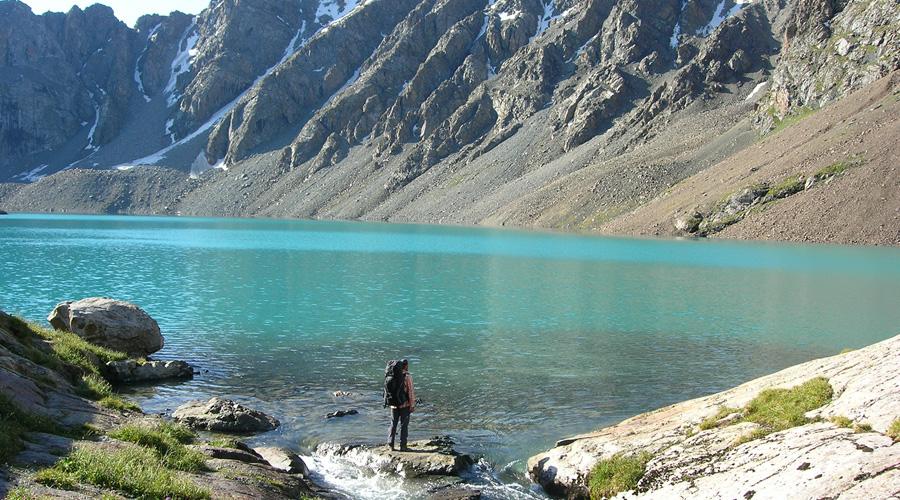 Baikalsee Kirgistan