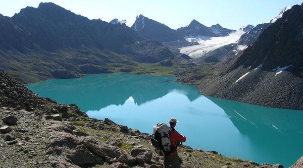 Kirgistan Nomaden