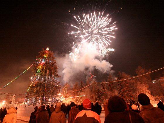 Neujahr am Baikalsee Slider