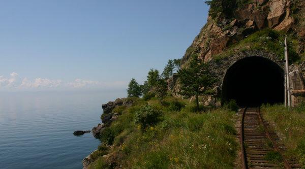 Transsib Tunnel
