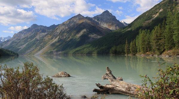 See und Gebirge Trekking