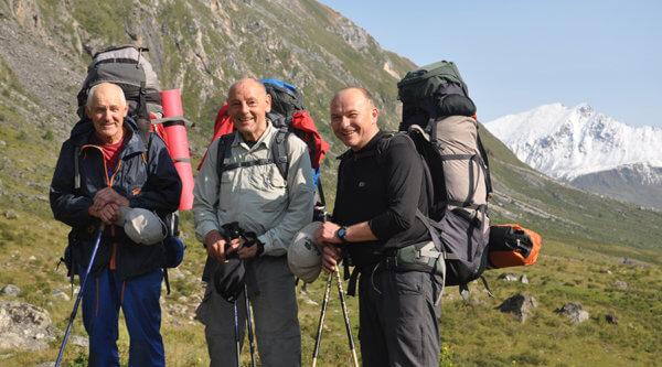 Trekkingteam