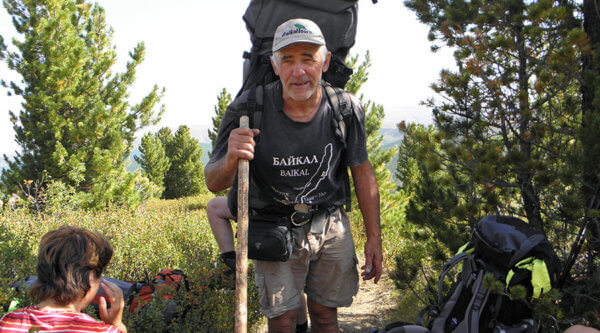 Wanderer Trekkingteam
