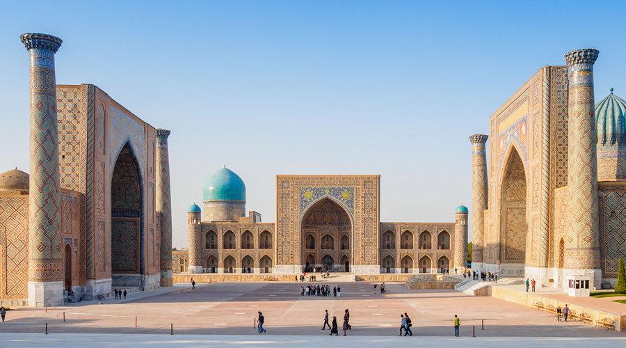 Moscheen Usbekistan