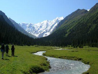 Titelbild Kirgistan