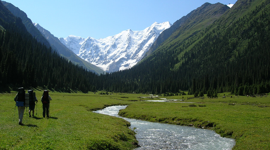 Wanderwelt Kirgistan