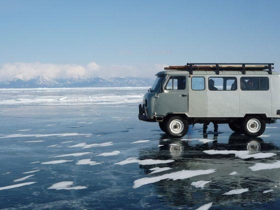 Aus der Wildnis zum Baikalsee