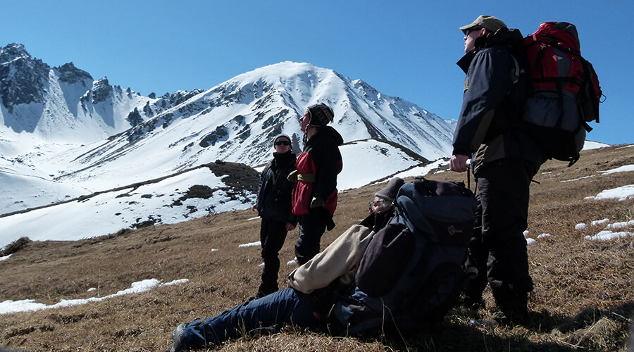 Von der Wildnis zum Baikalsee