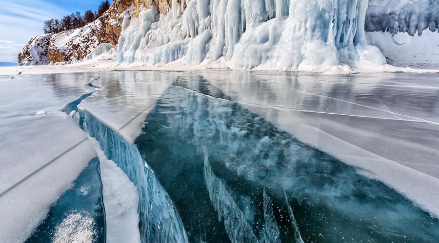 Winter Rendezvous Baikalsee