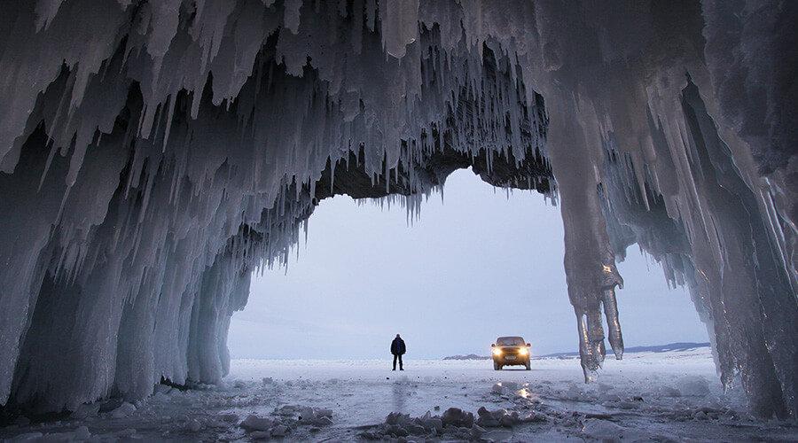 Erlebnistour Baikalsee