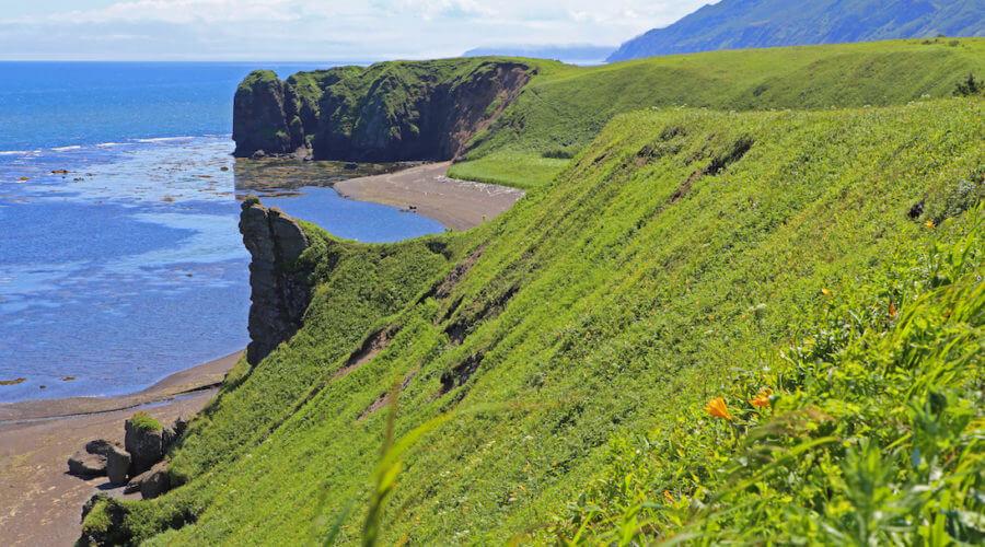 Kurilen Insel
