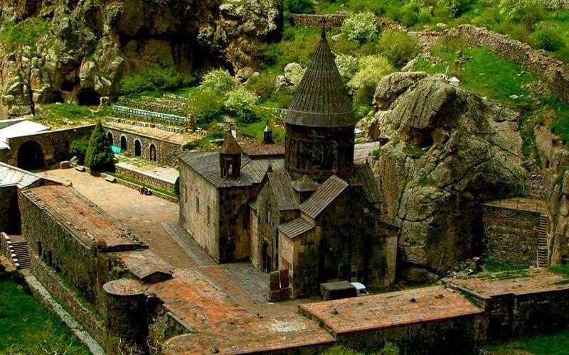 Geghard-monastery