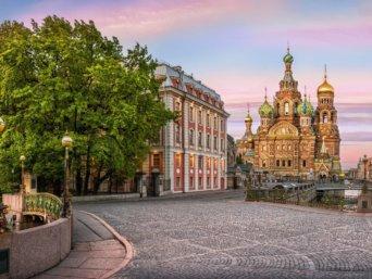 Saint Petersburg Kirche