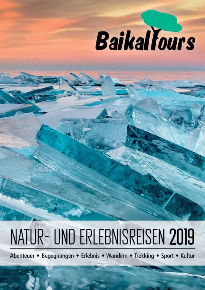BaikalTours Katalog 2019